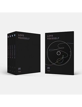 Bts Love Yourself 轉 'tear' (Y,O,U,R Ver. All) by Bts