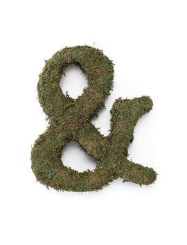 Le Prise Large Moss Monogram Wreath & Reviews by Le Prise