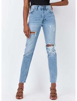 Levis Lose The Edge 501 Jeans by Levi's