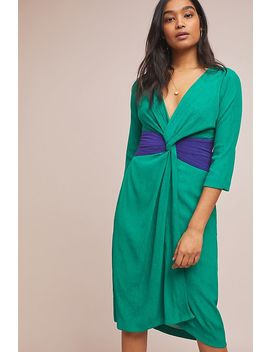 Esme Knotted Dress by Moulinette Soeurs