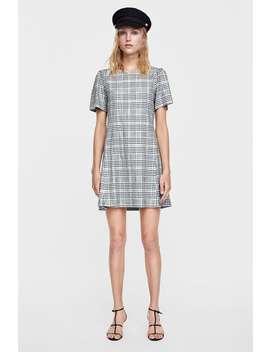 Plaid Mini Dress  Dressesstarting From 50 Percents Off Woman Sale by Zara