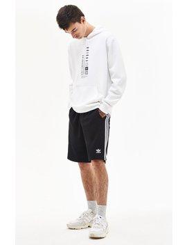Adidas 3 Stripes Sweat Shorts by Pacsun