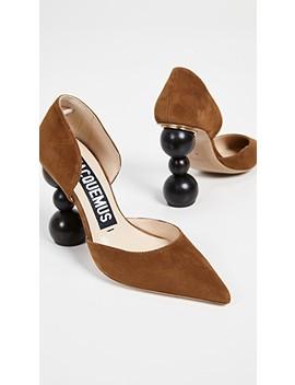 Les Chaussures Sahil D'orsay Pumps by Jacquemus