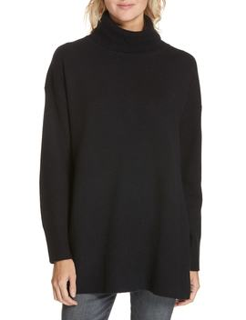 Cashmere Turtleneck Pullover by Nordstrom Signature