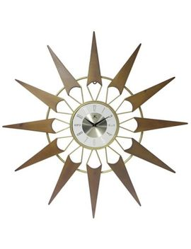 Infinity Instruments Nova Wall Clock by Bed Bath And Beyond