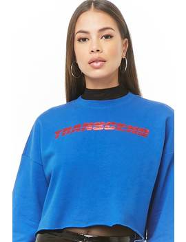 Transcend Graphic Sweatshirt by Forever 21