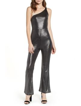 One Shoulder Jumpsuit by Leith