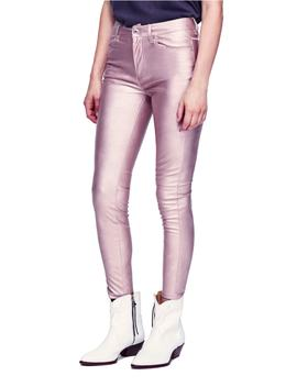 Metallic Faux Leather Pants by Free People