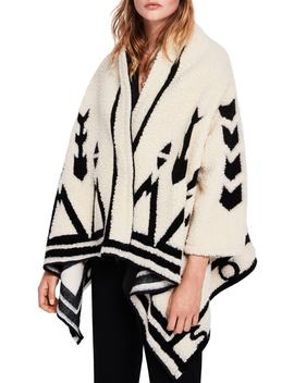 Alpine Poncho by Scotch & Soda