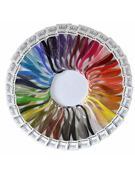 Shilpi Quilling Paper 1750 Strips Set   3mm, 35 Colors, 35 Packs by Shilpi