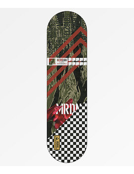 "Meridian Rose Bomber 8.5"" Skateboard Deck by Meridian Skateboards"