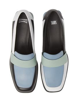 Twins Colorblock Loafer by Camper
