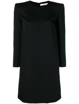 Round Neck Shift Dress by Givenchy