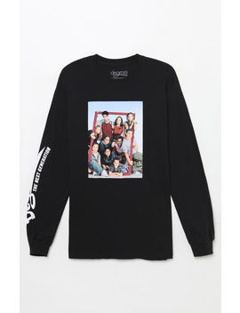 Degrassi Photo Long Sleeve T Shirt by Pacsun