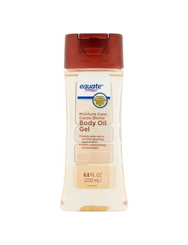 Equate Moisture Care Cocoa Divine Body Oil Gel, 6.8 Oz by Equate