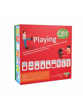 Playing Cbt   Therapy Game To Develop Awareness Of Thoughts, Emotions And Behaviors For Improving Social Skills, Coping Skills And Enhancing Self Control.  New Version by Playing Cbt