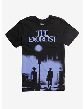 The Exorcist Poster T Shirt by Hot Topic