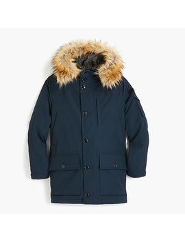 Nordic Down Parka With Eco Friendly Primaloft® by Nordic Down Parka With Eco Friendly Primaloft