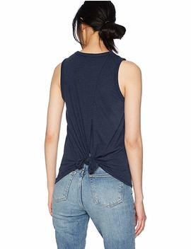 J. Crew Mercantile Women's Knot Back Tank Top by J.Crew Mercantile