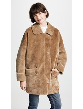 Lindsay Sherpa Coat by Free People