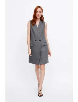 Vest With Pockets  New Inwoman New Collection by Zara