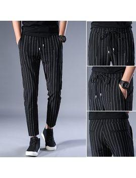 Denimic   Pinstriped Pants by Denimic