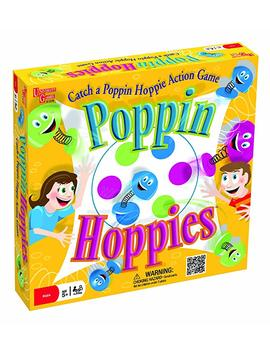 Poppin Hoppies Game by University Games