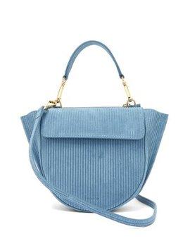 Hortensia Mini Corduroy Shoulder Bag by Wandler