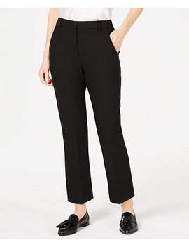Straight Leg Ankle Pants by Weekend Max Mara