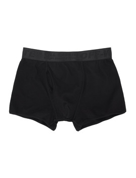 Three Pack Black Stretch Boxers by Off White