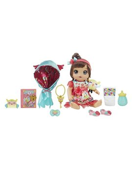 Baby Alive Once Upon A Baby: Forest Tales Forest Luna (Brown Straight Hair) by Baby Alive