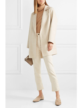 Bessy Cashmere Coat by Akris