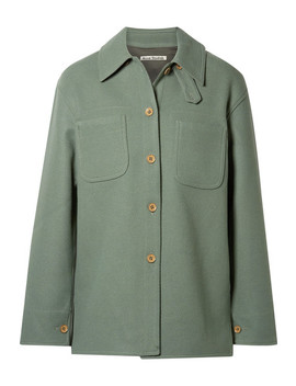 Odenna Wool Blend Jacket by Acne Studios