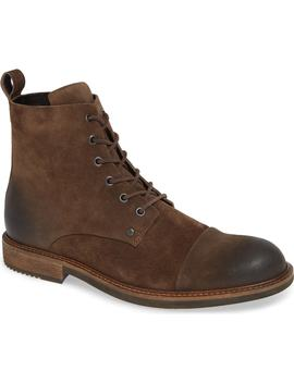 Kenton Artisan Cap Toe Boot by Ecco