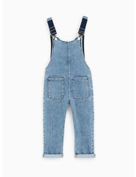 Denim Dungarees With Braces  New Ingirl by Zara