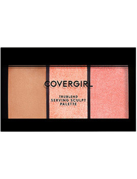 Tru Blend Serving Sculpt Contour Palette by Cover Girl