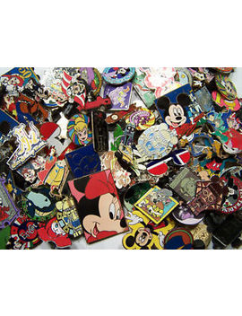 Disney Trading Pin 25 Lot Hm Rack Le Cast No Duplicates Fastest Shipper In Usa by Official Disney Product