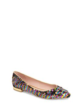 Gavin Pointy Toe Flat by Chinese Laundry