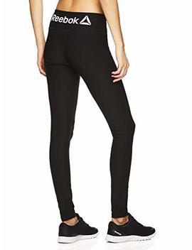 Reebok Women's Legging Full Length Performance Compression Pants by Reebok