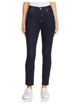 Ankle Skinny Jeans In B(Air) Clean Rinse by 7 For All Mankind