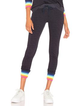 Rainbow Rib Sweatpant by Sundry