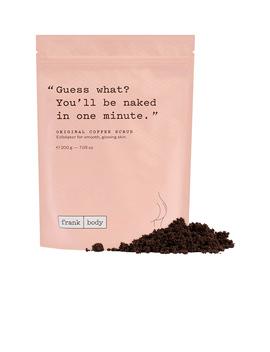 Original Coffee Scrub by Frank Body