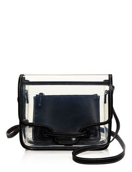 City Clear Shoulder Bag by Vasic