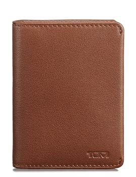Leather Rfid Card Case by Tumi