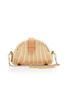 Leroy Woven Clutch Bag by Sportsgirl