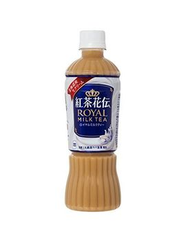 Coca Cola, Royal Milk Tea, Kouchakaden, Koucha Kaden, 470ml X 24 Bottles, Japan by Coca Cola