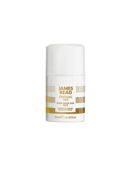 Gradual Tan Sleep Mask Face by James Read Tan