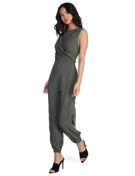 One Liner Woven Jumpsuit by Windsor