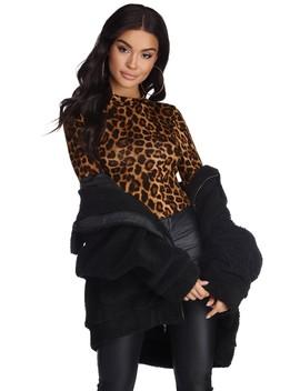 Insta Game Long Sleeve Bodysuit by Windsor