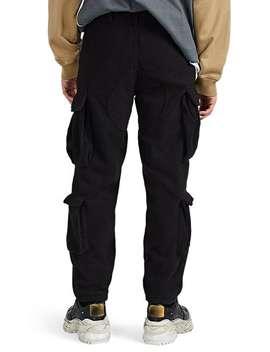 Fleece Police Cargo Pants by Vetements